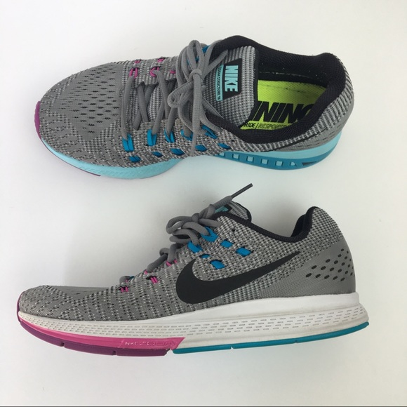 on sale 61885 1809f Nike Air Zoom Structure 19 Running Shoes Women 9.5